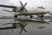 UR-MDA - Meridian Airlines Antonov An-26 (all models) aircraft