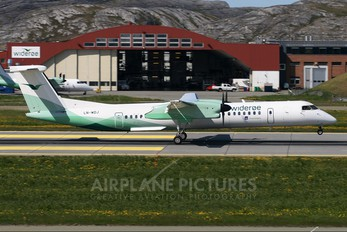 LN-WDJ - Widerøe de Havilland Canada DHC-8-400Q / Bombardier Q400