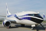 N111VM - Private Boeing 737-700 BBJ aircraft