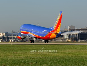 N659SW - Southwest Airlines Boeing 737-300