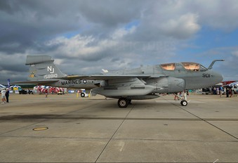 158810 - USA - Marine Corps Grumman EA-6B Prowler