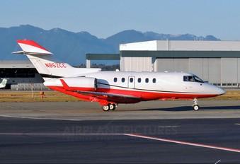 N852CC - Private Hawker Beechcraft 900XP