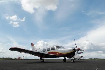 HB-PBK - Private Piper PA-32 Cherokee Lance