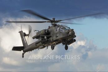 Q-16 - Netherlands - Air Force Boeing AH-64D Apache