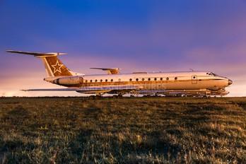 04 - Russia - Air Force Tupolev Tu-134