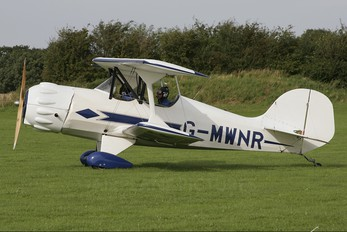 G-MWNR - Private Murphy Aircraft Renegade Spirit