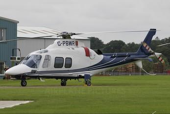 G-PBWR - Private Agusta / Agusta-Bell A 109S Grand