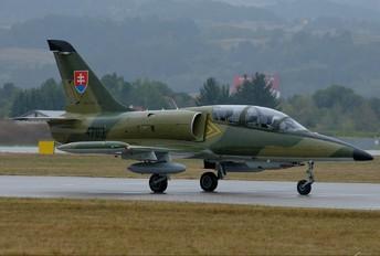 4703 - Slovakia -  Air Force Aero L-39ZAM Albatros