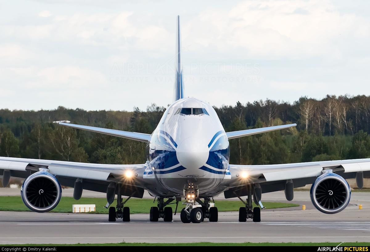 Air Bridge Cargo VQ-BLR aircraft at Moscow - Domodedovo
