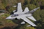 ZA557 - Royal Air Force Panavia Tornado GR.4 / 4A aircraft