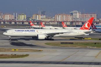TC-JJF - Turkish Airlines Boeing 777-300ER