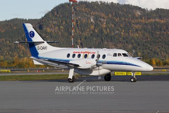 G-OAKI - AIS Airlines Scottish Aviation Jetstream 31
