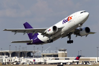 N430FE - FedEx Federal Express Airbus A310F