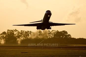 N668SH - Santa Barbara Airlines McDonnell Douglas MD-83