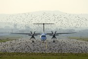 SX-OBC - Olympic Airlines de Havilland Canada DHC-8-400Q / Bombardier Q400 aircraft
