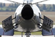 G-SABR - Golden Apple Operations North American F-86 Sabre aircraft