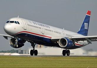 N172US - US Airways Airbus A321