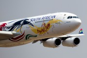 ZS-SXD - South African Airways Airbus A340-300 aircraft