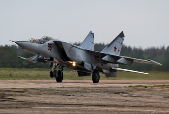 95 - Russia - Air Force Mikoyan-Gurevich MiG-25PU