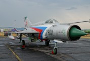 7801 - Slovakia -  Air Force Mikoyan-Gurevich MiG-21MF aircraft