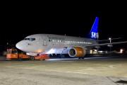 SE-DOR - SAS - Scandinavian Airlines Boeing 737-600 aircraft