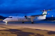 LN-WFD - Widerøe de Havilland Canada DHC-8-300Q Dash 8 aircraft