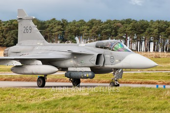 39269 - Sweden - Air Force SAAB JAS 39C Gripen