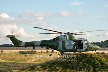 XZ608 - British Army Westland Lynx AH.7