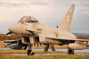 ZK322 - Royal Air Force Eurofighter Typhoon FGR.4