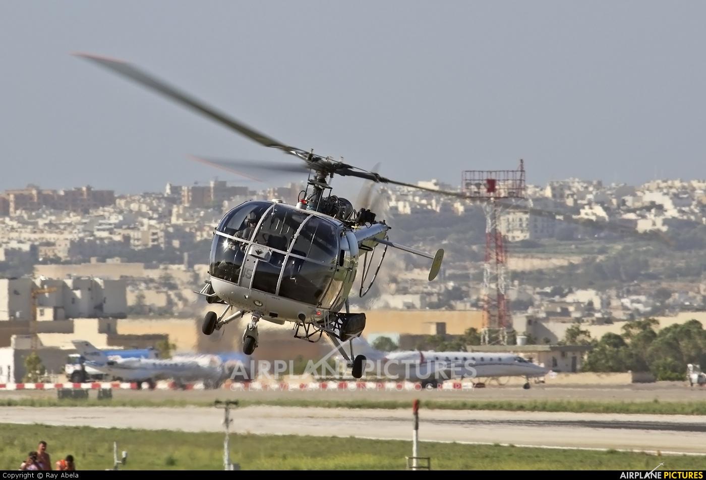 Malta - Armed Forces AS9315 aircraft at Malta Intl