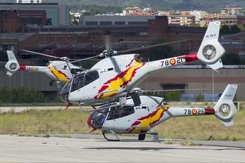 HE.25-2 - Spain - Air Force: Patrulla ASPA Eurocopter EC120B Colibri
