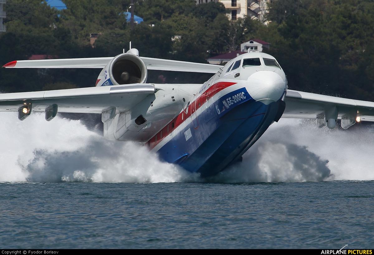 Rf 21512 Beriev Design Bureau Beriev Be 200 At Gelendzhik Photo Id 241875 Airplane