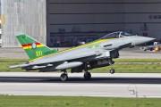 ZJ936 - Royal Air Force Eurofighter Typhoon FGR.4 aircraft