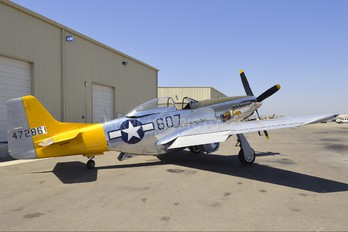 NL5441V - Air Museum Chino North American P-51D Mustang
