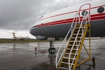 37 - Russia - Air Force Tupolev Tu-134