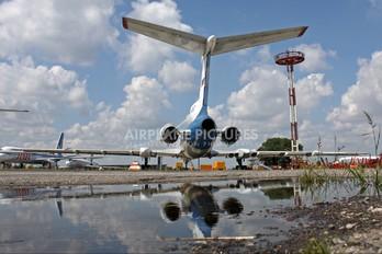 RA-85677 - Mavial - Magadan Airlines Tupolev Tu-154M