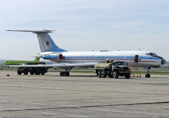 RF-66008 - Russia - Air Force Tupolev Tu-134AK