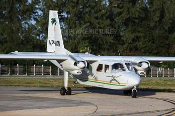 VP-MON - Fly Montserrat Airways Britten-Norman BN-2 Islander