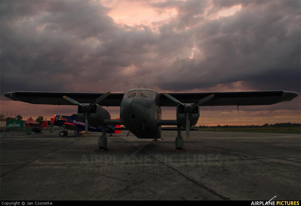RK Flugdienst D-IRES aircraft at Grossenhain