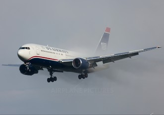 N248AY - US Airways Boeing 767-200ER