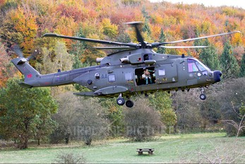 ZJ990 - Royal Air Force Agusta Westland AW101 411 Merlin HC.3