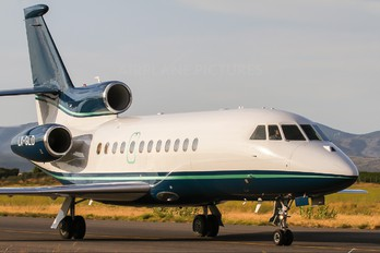 LX-GLD - Private Dassault Falcon 900 series