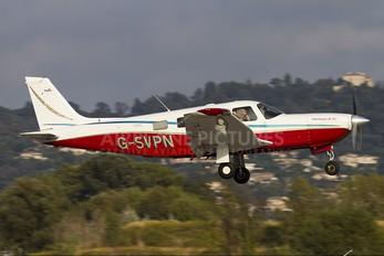 G-SVPN - Private Piper PA-32 Saratoga
