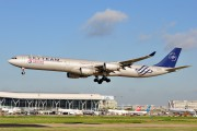 B-6053 - China Eastern Airlines Airbus A340-600 aircraft