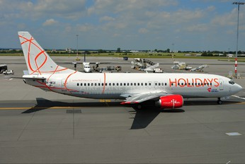 OK-WGX - CSA - Holidays Czech Airlines Boeing 737-400