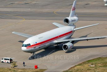 UP-DC101 - Deta Air McDonnell Douglas DC-10F