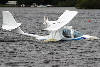 60VL - Private EDRA Aeronautica Super Petrel LS