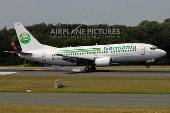 D-AGEE - Germania Boeing 737-300