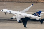 N549UA - United Airlines Boeing 757-200 aircraft