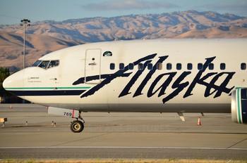 N769AS - Alaska Airlines Boeing 737-400